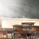 小学生の視力低下が増加している。